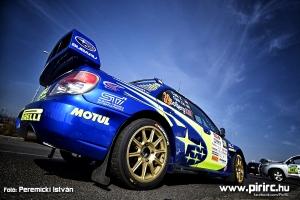 HELL 23. Miskolc Rallye a MENTO Kupáért