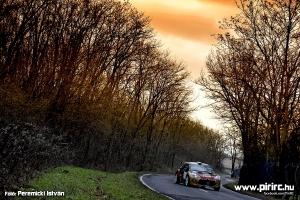 Szilveszter Rallye 2016