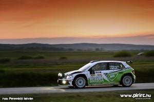 HELL 22. Miskolc Rallye - AVALON Kupa