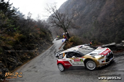 Monte Carlo Rally 2014 - WRC