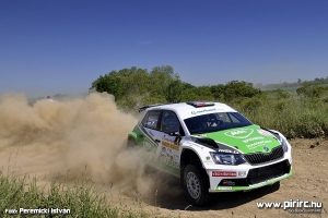 ISEUM Rallye 2016 a Marso kupáért