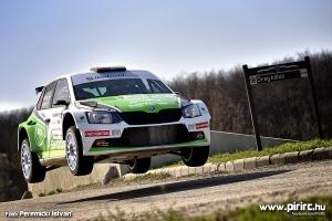 11. EGER Rallye a Pirelli kupáért