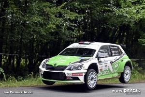 Székesfehérvár Rallye 2016