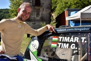 Abszolút győzelem a Borsodnádasd Rallye-n!